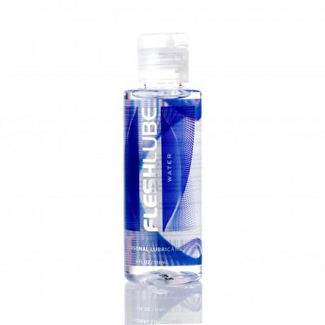 FLESHLIGHT & FLESHJACK FLESHLUBE WATER / LUBRICANTE BASE AGUA 118ML