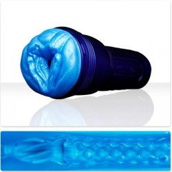 FLESHLIGHT ALIEN BLUE DOUBLE CLITORIS / VAGINA MASTURBADORA