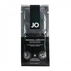 JO® PREMIUM ORIGINAL - Lubricante base silicona de 10ml